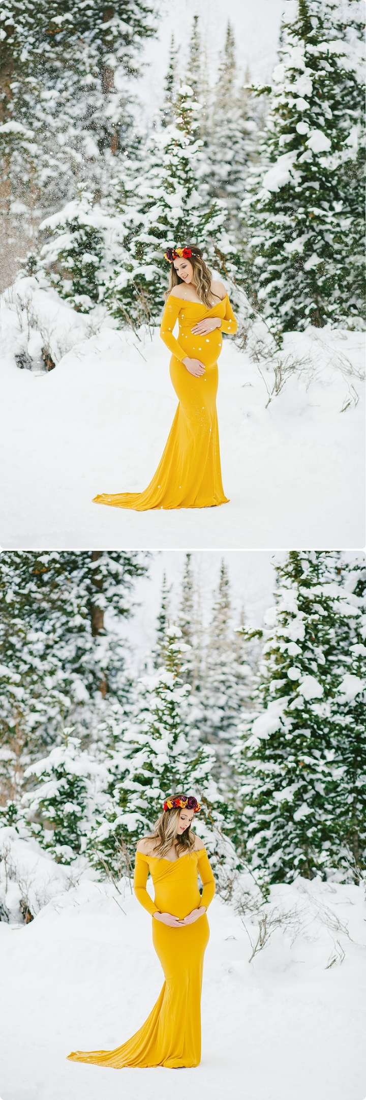 maternity,maternity gowns,maternity photographer,maternity session,snow maternity,snow session,winter session,